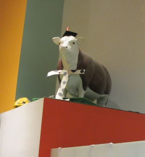 MIT Tau on the Cow